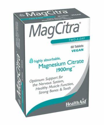 Health Aid Magcitra tablets