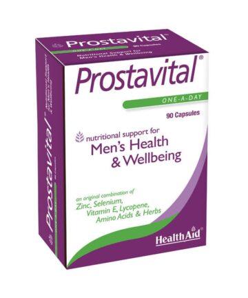 Health Aid Prostavital capsules