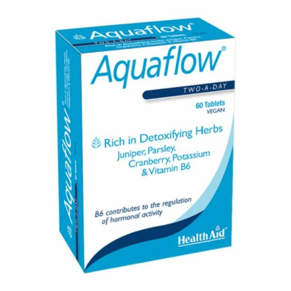 Health Aid Aquaflow tablets