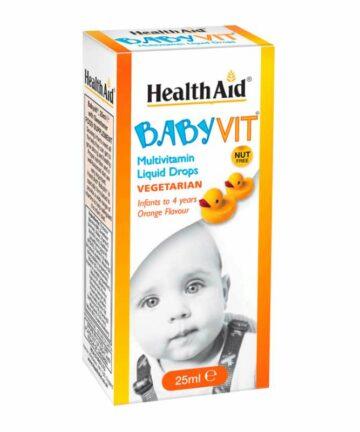 Health Aid Baby vit drops