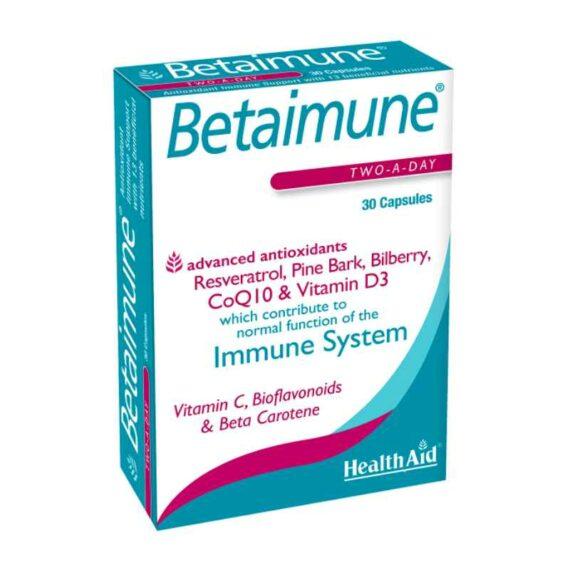 Health Aid Betaimmune capsules