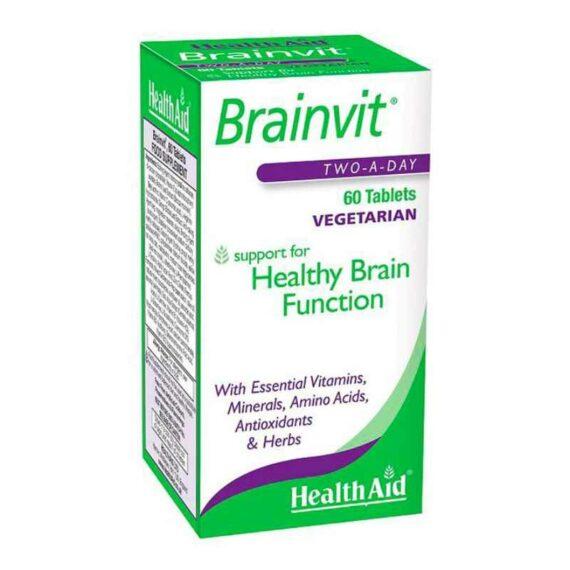 Health Aid Brainvit tablets