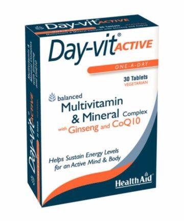 Health Aid Day vit active