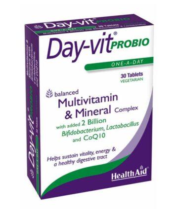 HealthAid Day Vit probio tablets