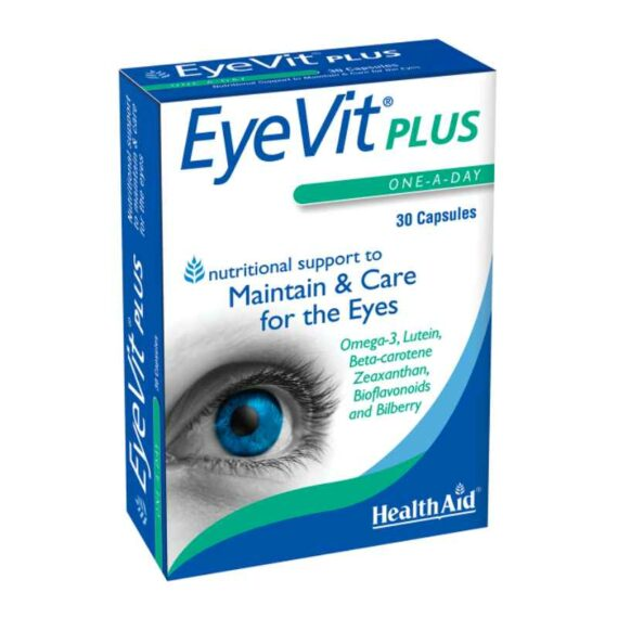 Health Aid Eye Vit Plus