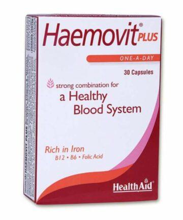 Health Aid Hamovit plus tablets