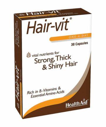 Health Aid Hair-Vit tablets