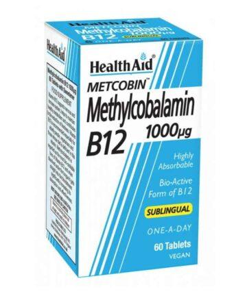 Health Aid Metcobin b12 tablets