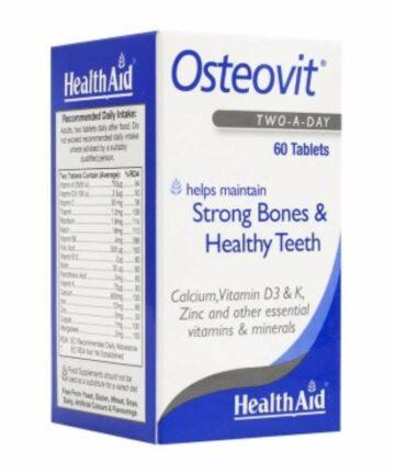 Health Aid Osteo Vit tablets