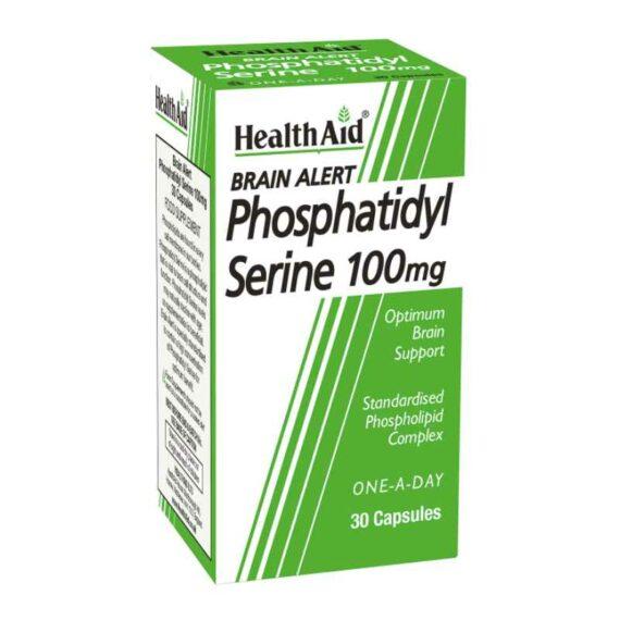 Health Aid Phosphatidyl Serine tablets