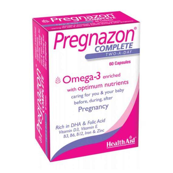 Health Aid Pregnazon complete