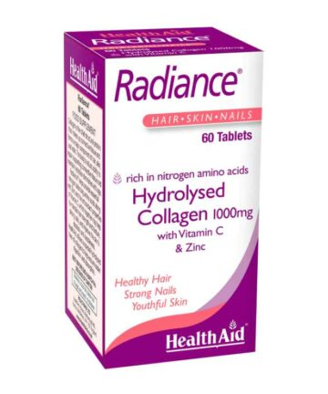 Health Aid Radiance tablets