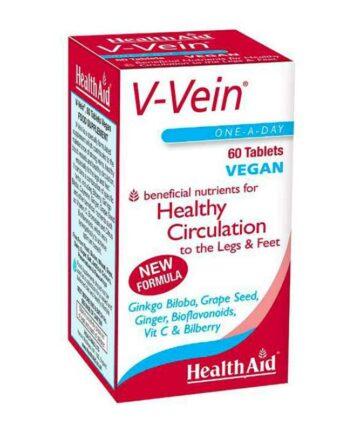 Health Aid V-Vein tablets