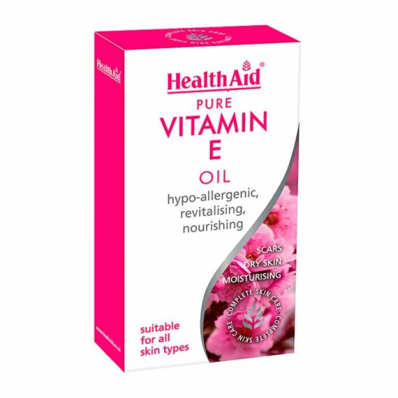 Health Aid Vitamin E oil