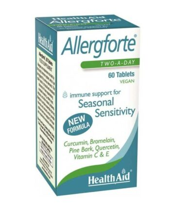 Health Aid Allergforte tablets