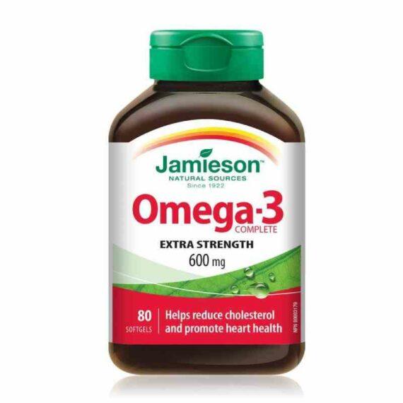 Jamieson Omega3 complete capsules