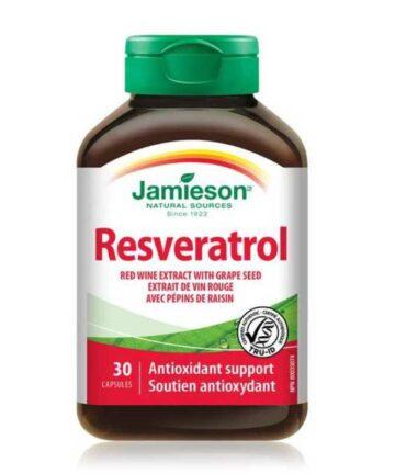 Jamieson Resveratrol
