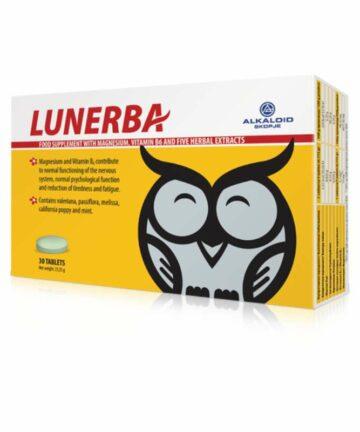 Lunerba Alkaloid tablets