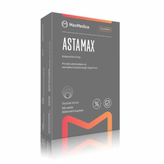 Maxmedica Astamax capsules
