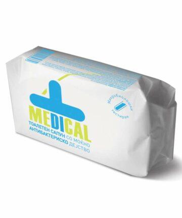 Medical antibacterial soap