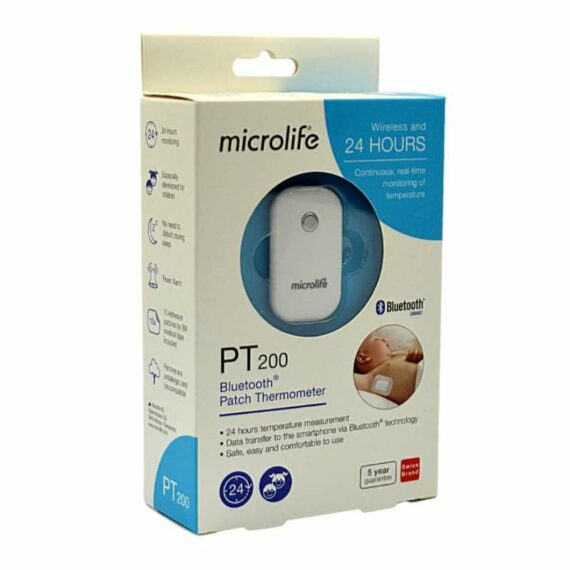 Microlife bluetooth patch thermometer