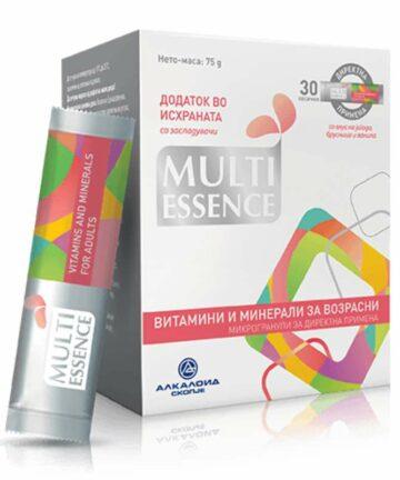 Multi Essence multivitamins sagets