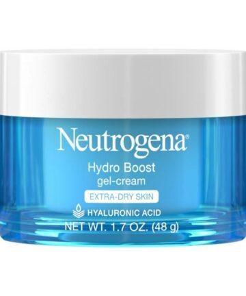 neutrogena facial gel-cream