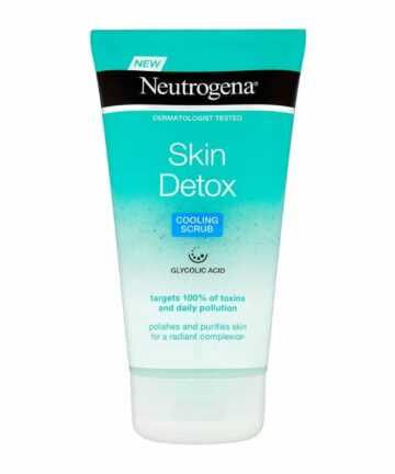 Neutrogena skin detox scrub gel