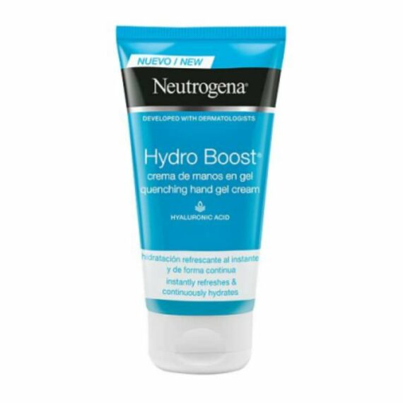 Neutrogena Hydro Boost hand cream