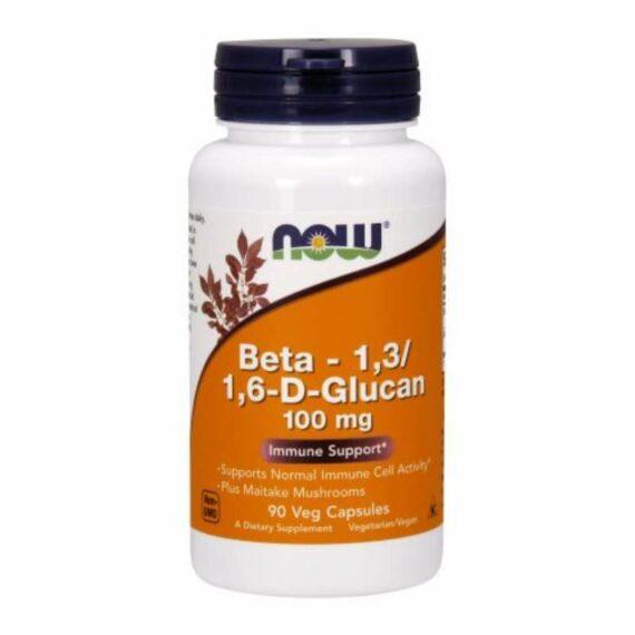 NOW Beta Glucan capsules
