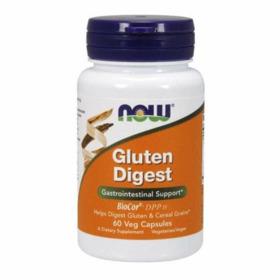 NOW Gluten Digest capsules