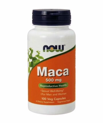 NOW MACA tablets