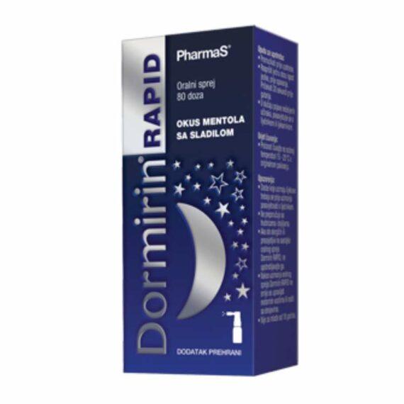 PharmaS Dormirin rapid spray