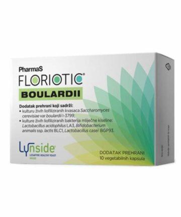 PharmaS Floriotic Boulardii capsules