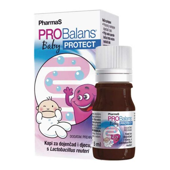PharmaS Probalans Baby Protect drops