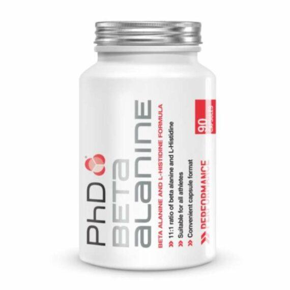 PhD Beta alanine capsules