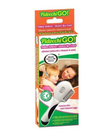 Pidocci Go antilice electric brush