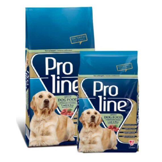 proline adult dog lamb and rice