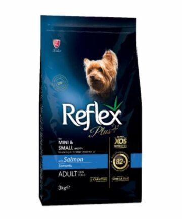 Reflex plus small dog salmon
