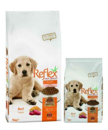 Reflex Puppy Food Beef