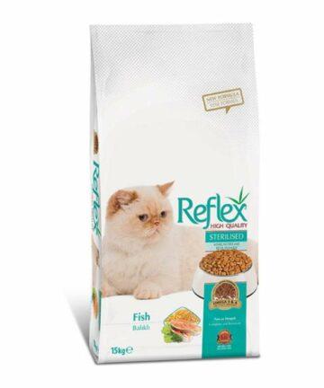 Reflex Sterilized Cat Fish