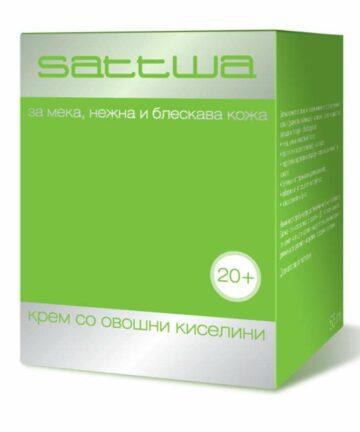 Sattwa fruid acids cream