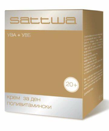 Sattwa polivitamin day cream