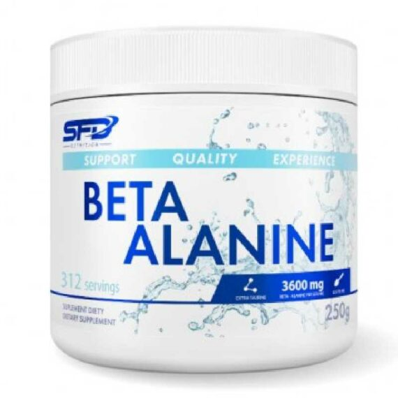 SFD nutrition Beta alanine