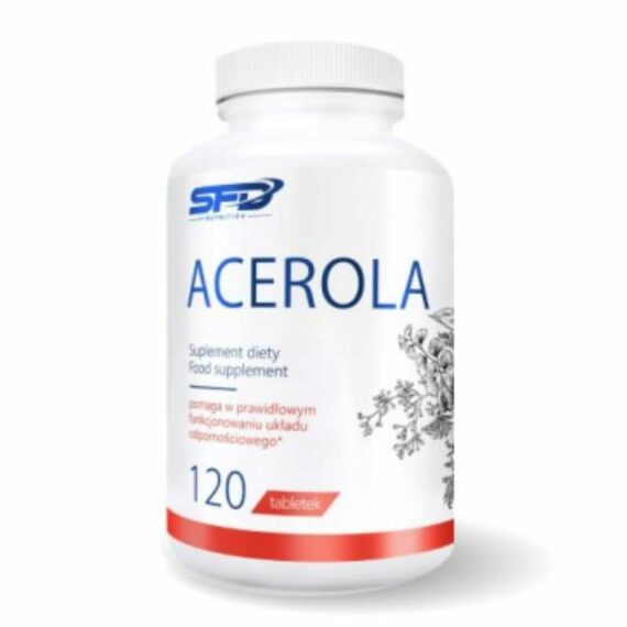 SFD Nutrition Acerola tablets