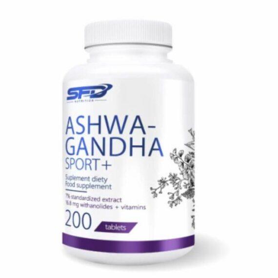 SFD Nutrition Ashwagandha tablets