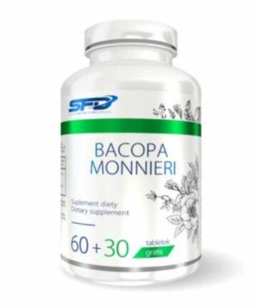 SFD Nutrition Bacopa Monnieri tablets