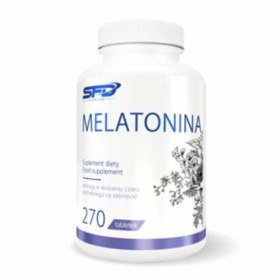 SFD Nutrition Melatonin tablets