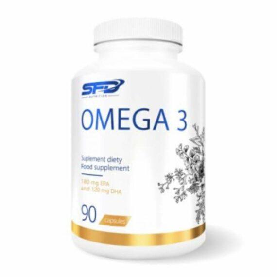 SFD Nutrition Omega3 capsules