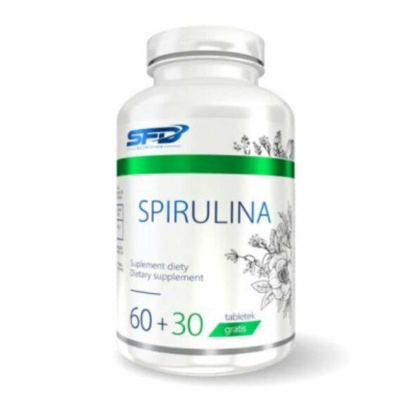 SFD Nutrition Spirulina tablets